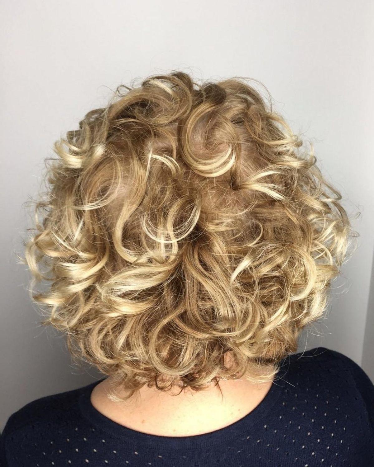 Perm Loose Wave pour cheveux fins
