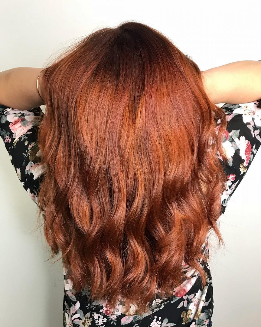 Coiffure Dimensional Copper Waves