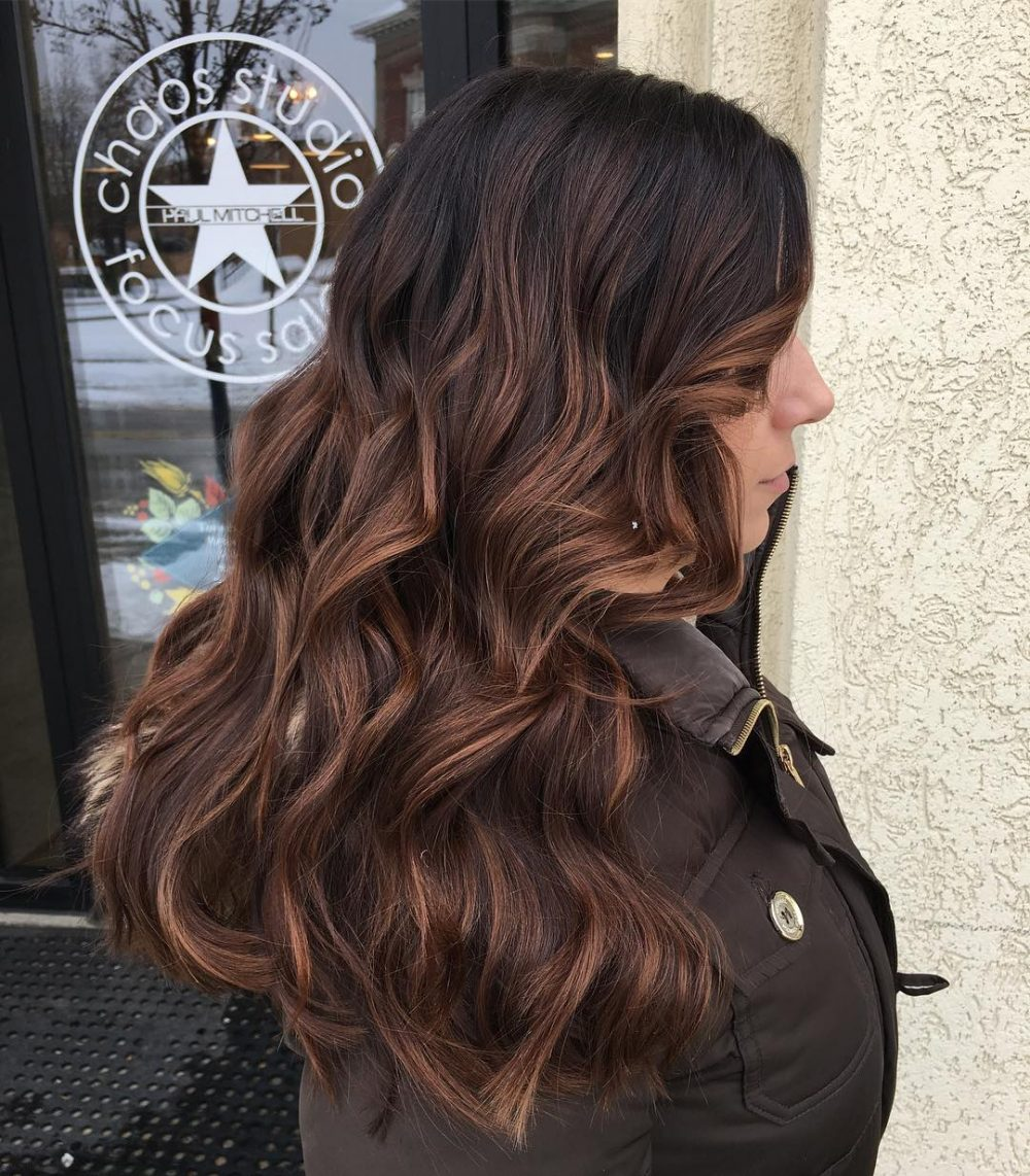 Coiffure Lived-In Waves