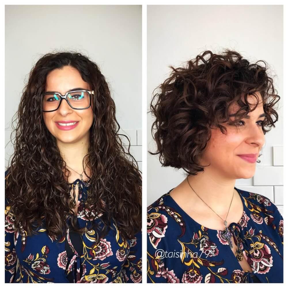 Coiffure Voluminous Curls