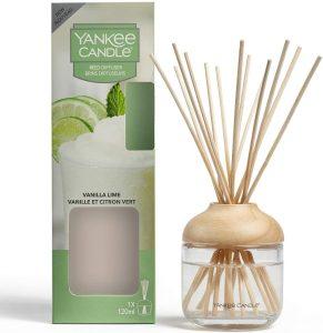 Diffuseurs de roseaux Yankee Candle Vanilla Lime