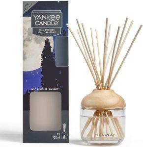 Yankee Candle Reed Diffuseur Midsummer's Night (Nuit d'été)