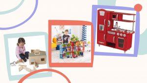 Offres de jouets en bois pour le Prime Day 2021