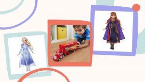 Promotions Prime Day sur les jouets Disney