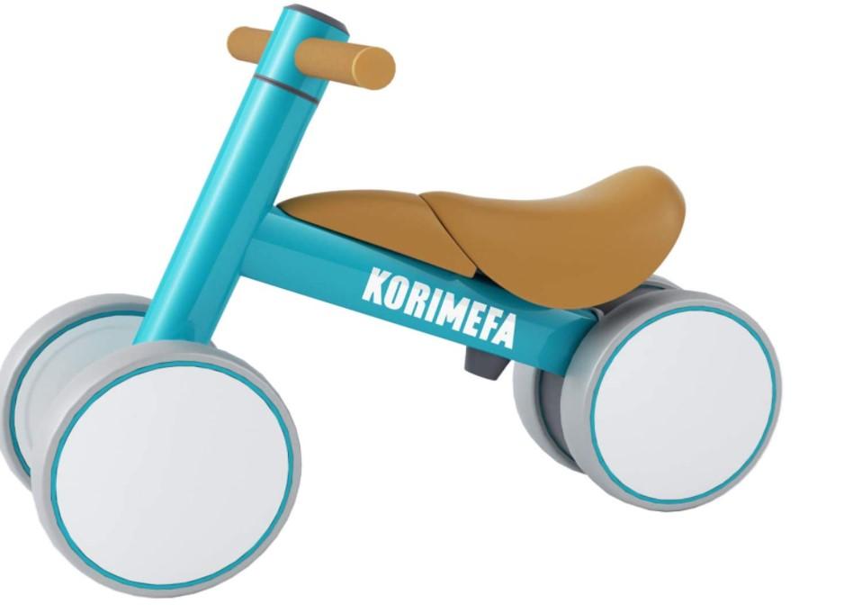 Vélo d'équilibre pour bébé Korimefa