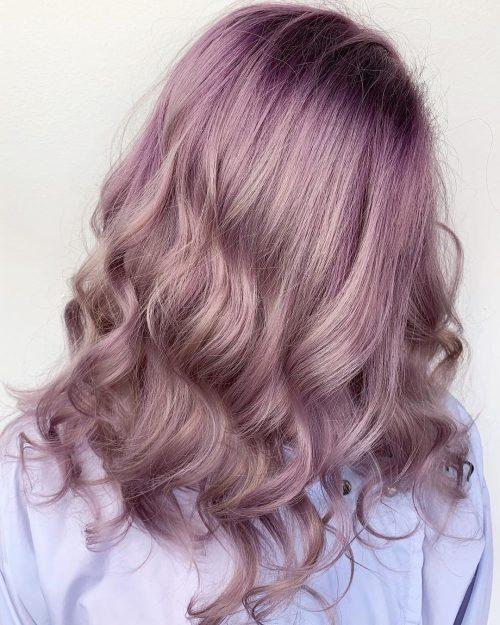 Violet clair