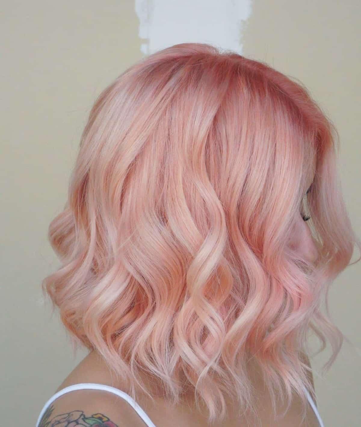 Corail pastel