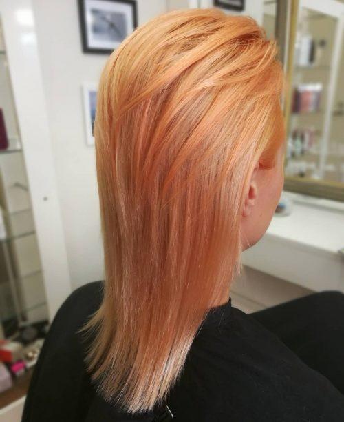 Orange Pastel