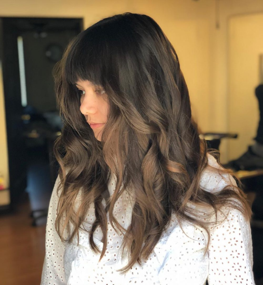 Coiffure sans effort &amp ; Color hairstyle
