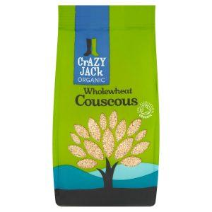 Couscous au blé complet Crazy Jacks
