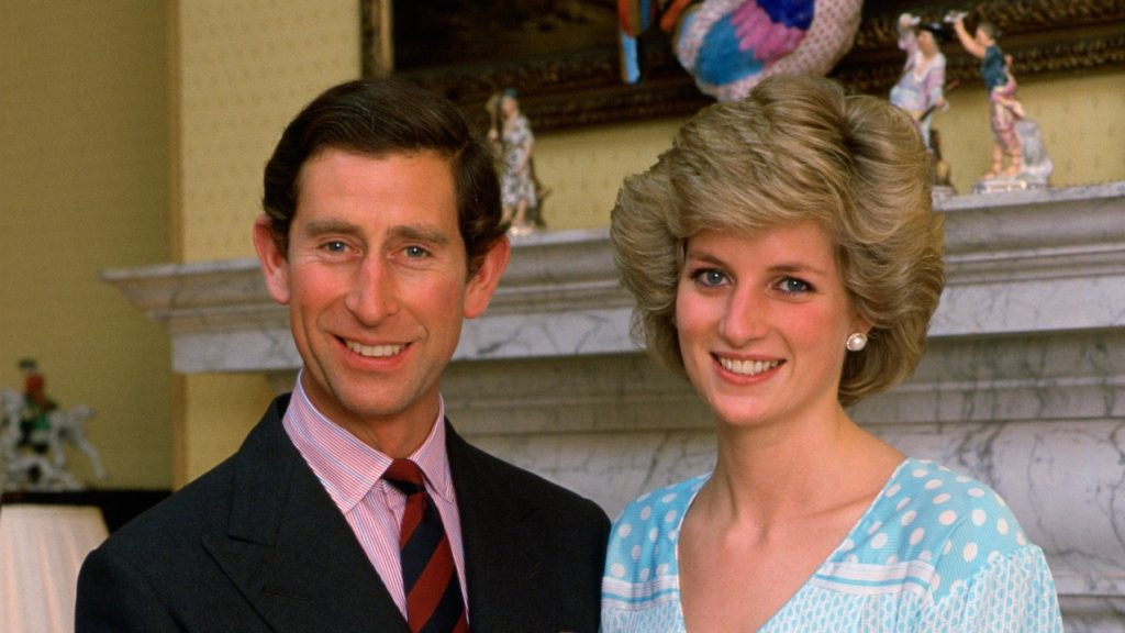 Le Prince et la Princesse de Galles chez eux à Kensington Palace