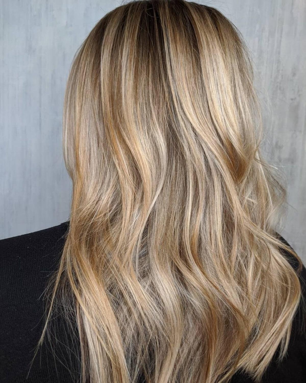Sandy Buttery Blonde