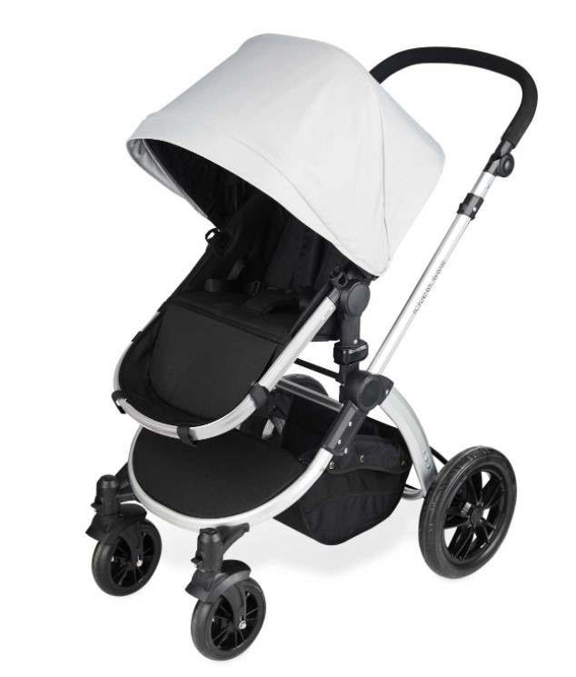 Ickle Bubba Silver Stomp V2 3in1