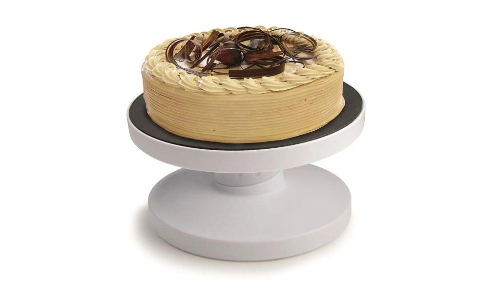 Meilleur plateau tournant pour gâteau Tala Tilting Icing Turntable