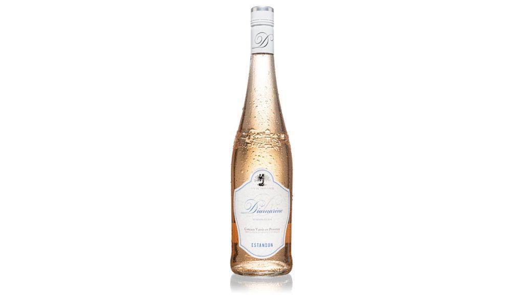 Vin basse calorie Diamarine Provence