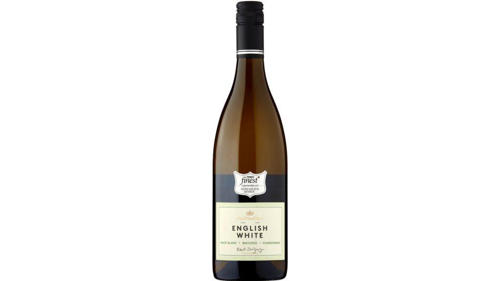 Vin blanc anglais Tesco Finest à faible teneur en calories