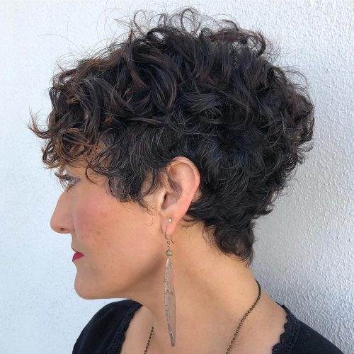 Le Pixie Voluminous Curly