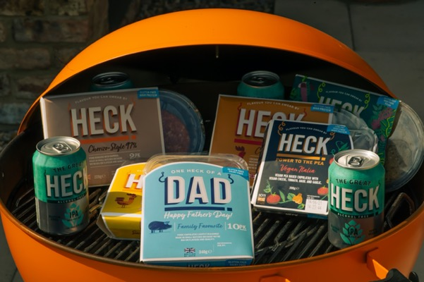 Paquet de BBQ Heck