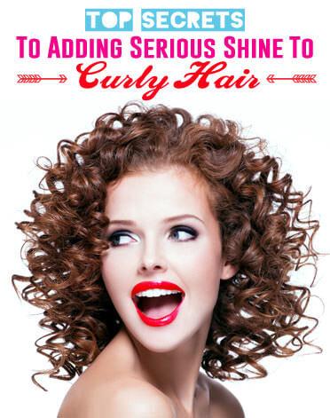 Les meilleurs secrets pour des cheveux bouclés brillants