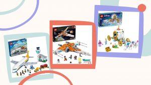 Offres de jouets Lego pour le Prime Day 2021