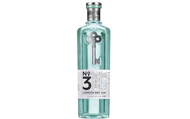 Gin londonien No.3