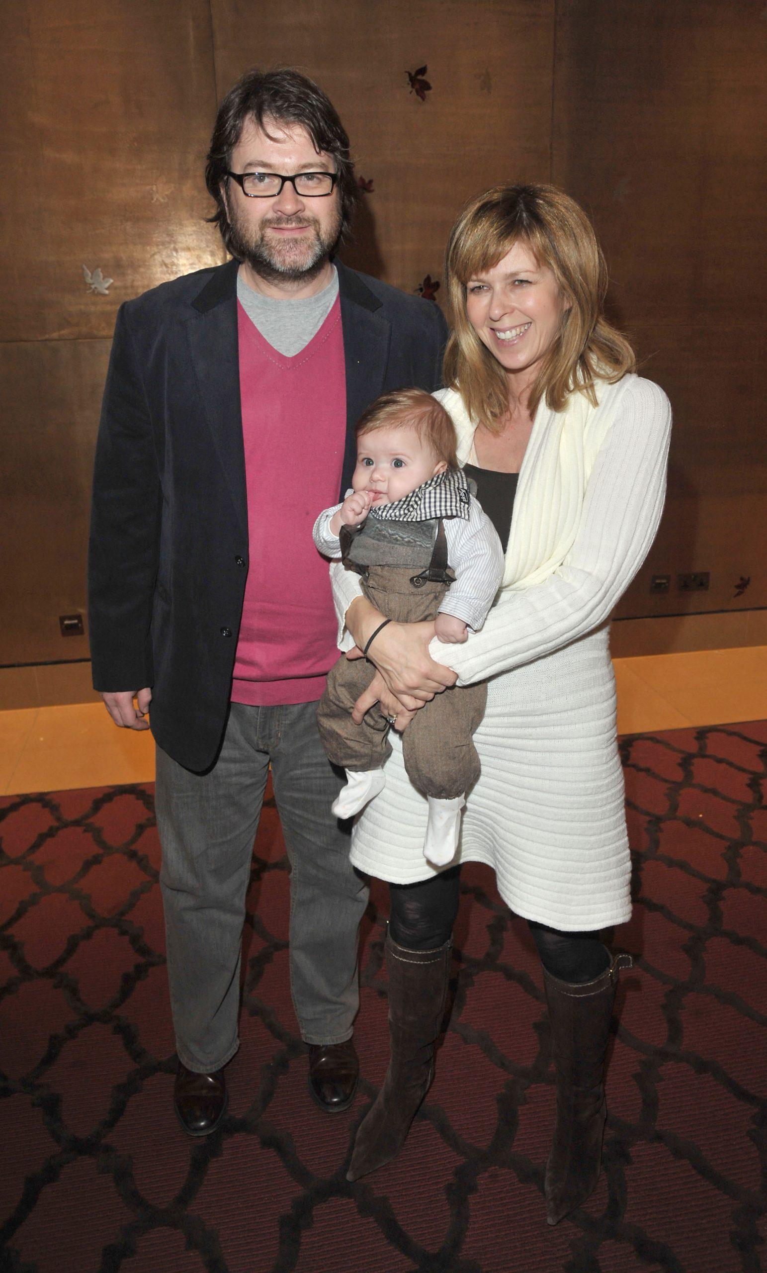 Kate Garraway et Derek Draper