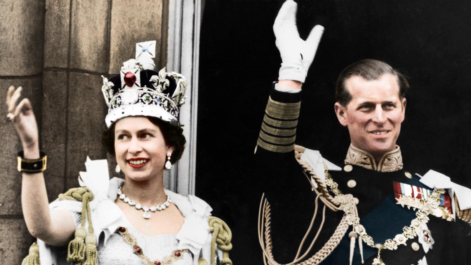Jour férié pour le jubilé de la Reine, couronnement de la Reine et du Prince Philip.
