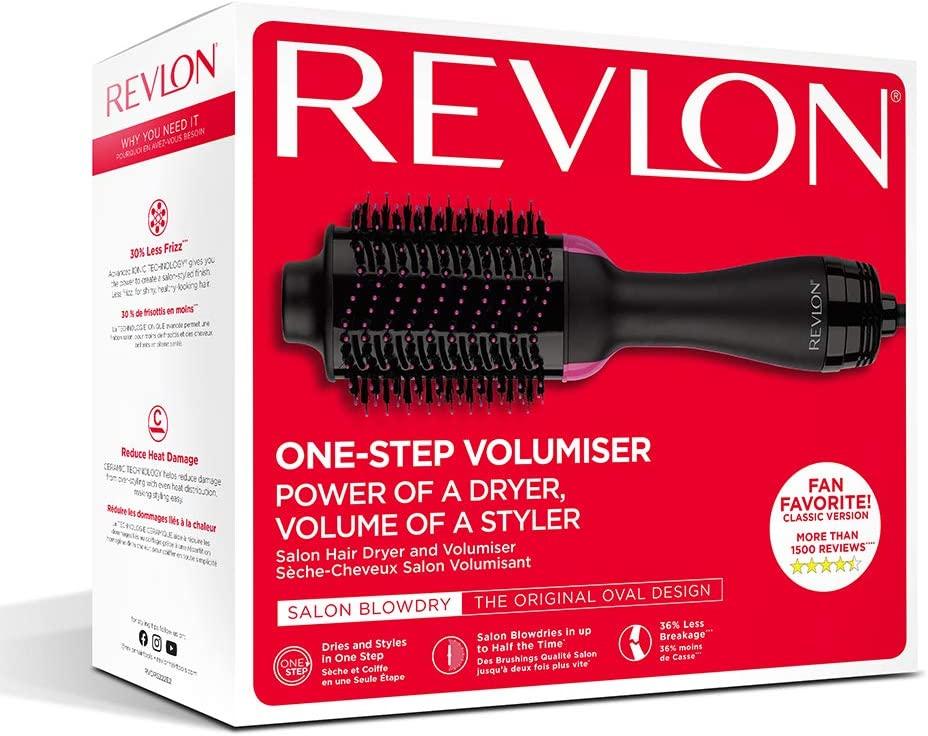 Brosse sèche-cheveux Revlon One Step