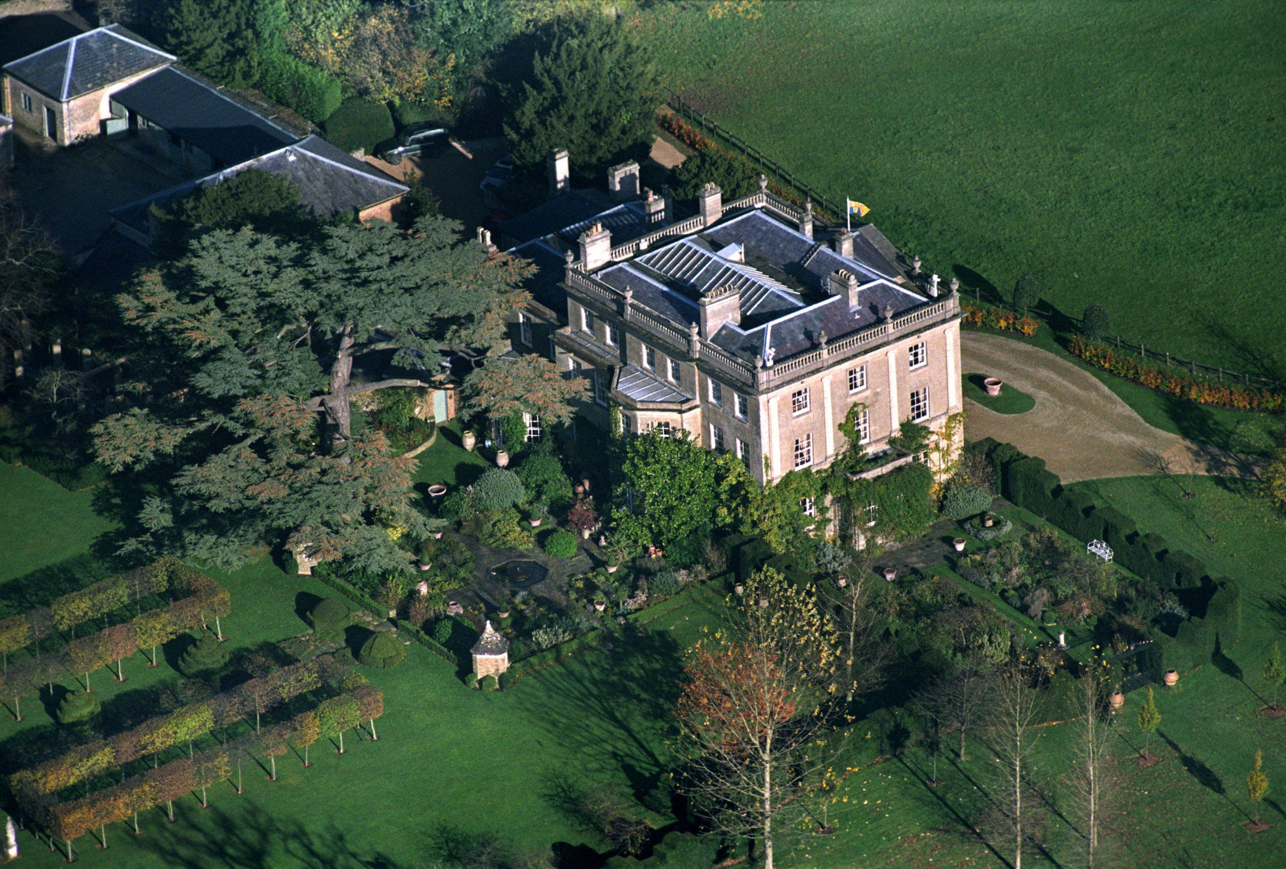 Résidence du Prince Charles et de Camilla Highgrove House