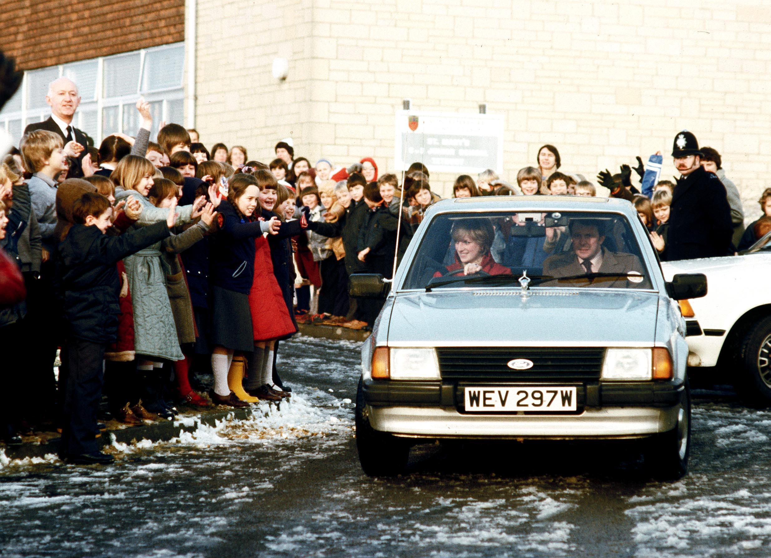 Ford Escort Princesse Diana