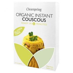 Couscous sans gluten Clearspring