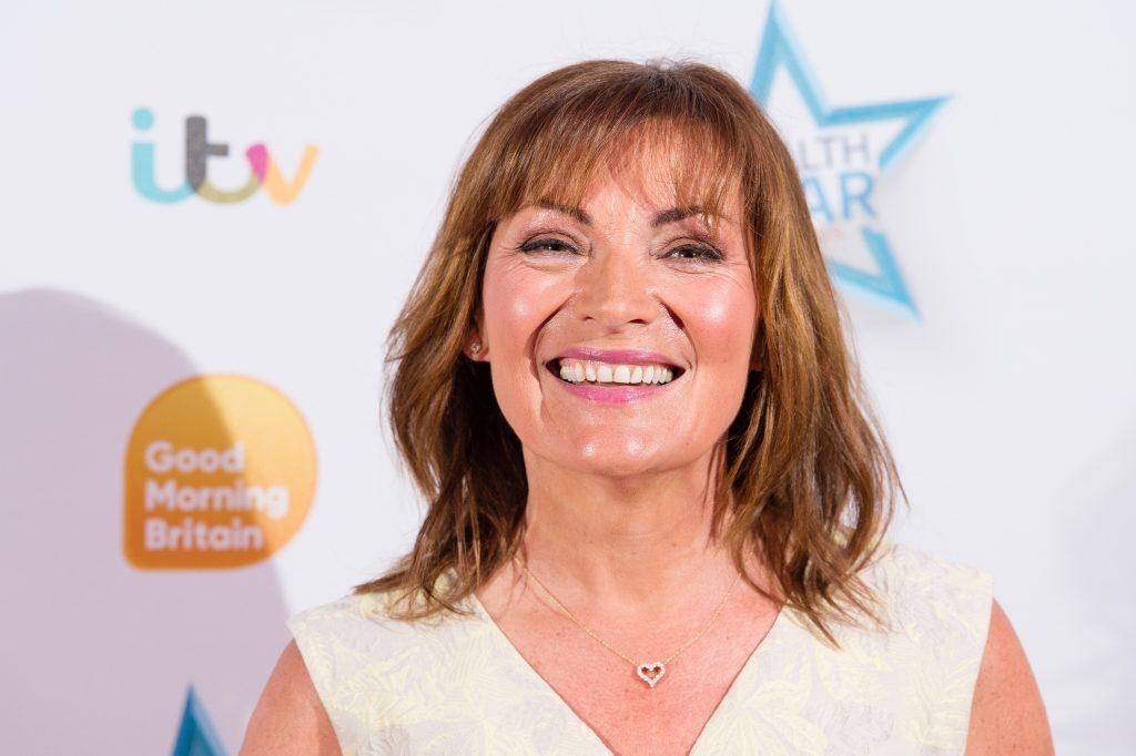 Lorraine Kelly assiste aux Good Morning Britain Health Star Awards à l'hôtel Rosewood, le 24 avril 2017 à Londres, au Royaume-Uni.