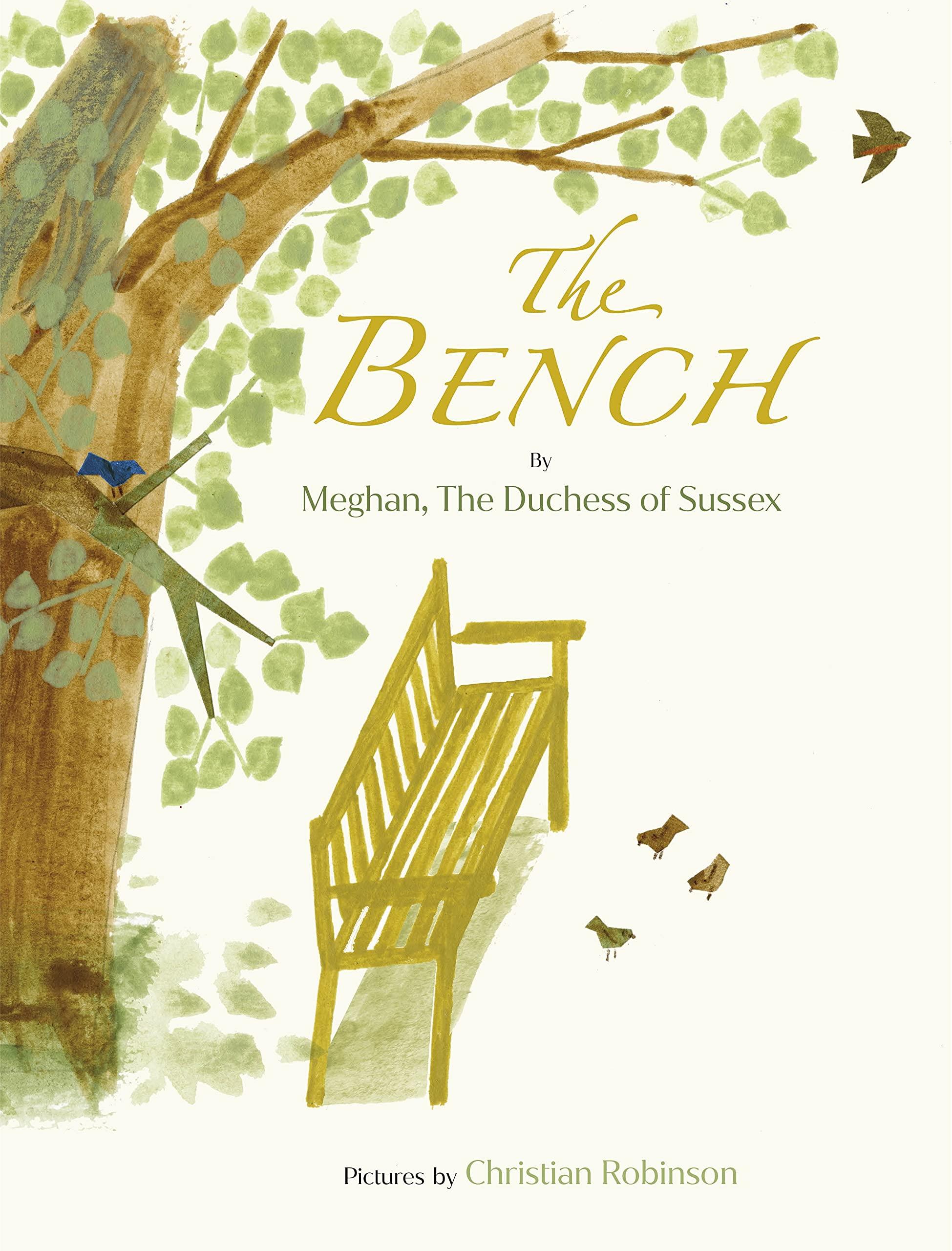 Meghan Markle, duchesse de Sussex, Le livre de la banquette
