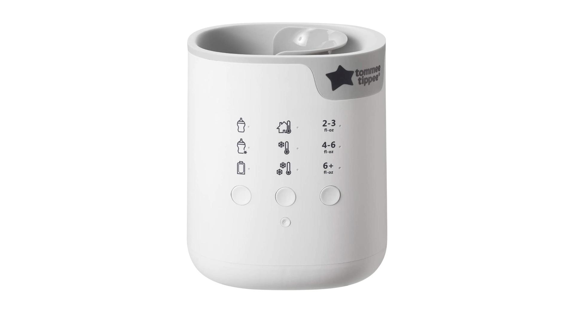 Tommee Tippee All-in-One Advanced Electric Bottle and Pouch Food Warmer (réchauffeur électrique de biberon et de poche)