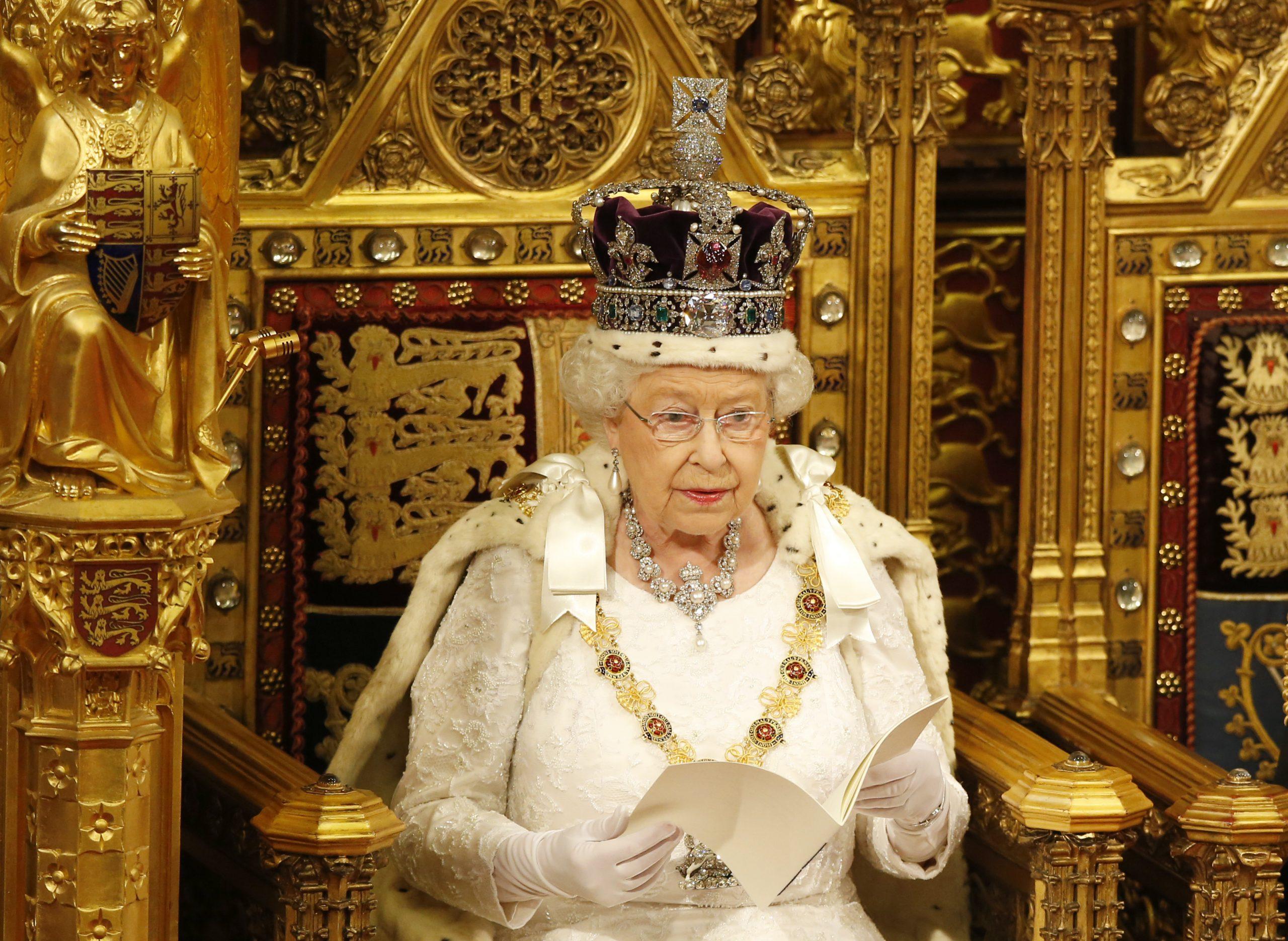 Quel est le salaire de la Reine ?