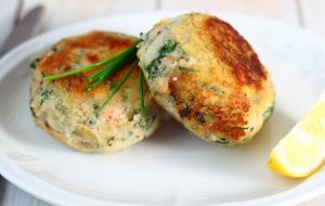 Gâteaux de poisson au saumon recettes de saumon en conserve