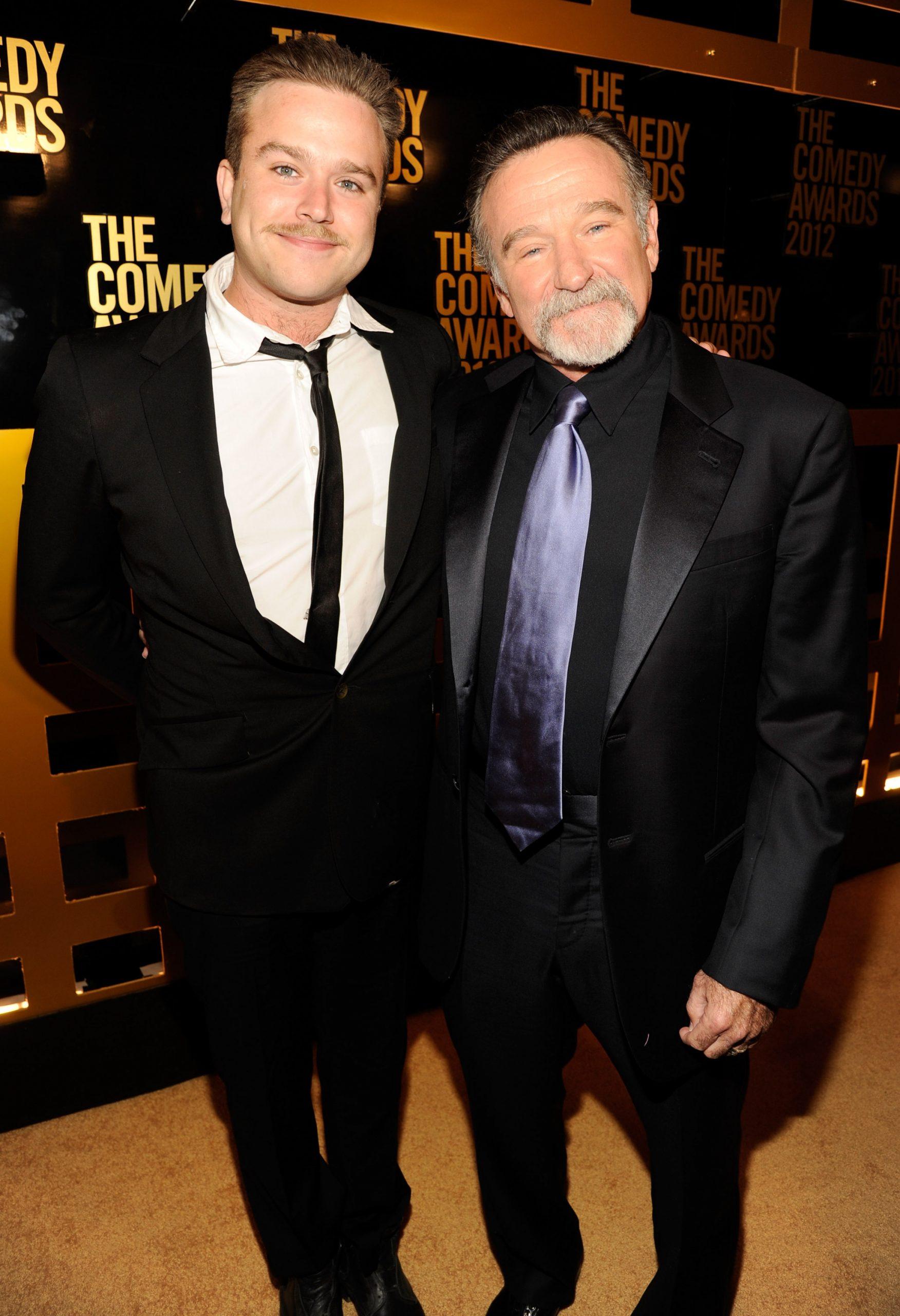 Robin Williams fils Zak
