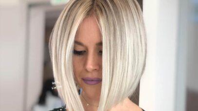 Best blonde bob haircuts
