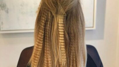 Crimped hair ideas