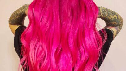 Best magenta hair colors