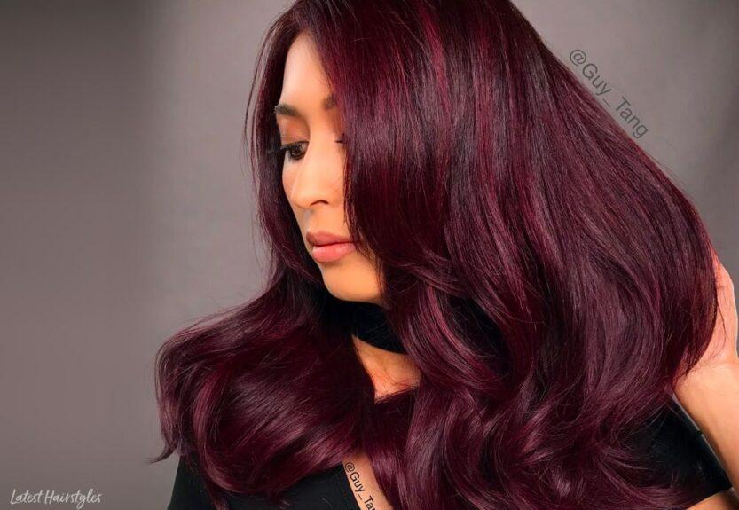 best mahogany hair colors