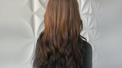 Pictures of the best reverse ombre hair colors