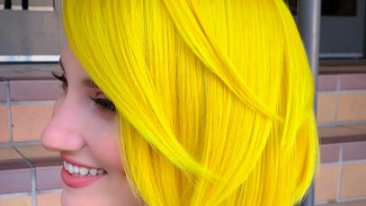 Best yellow hair colors