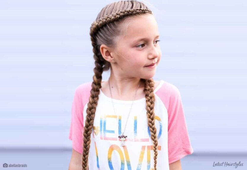 Cutest braid hairstyles for kids