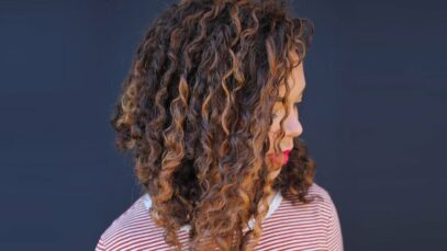 Long curly bob haircuts. Aka the curly lob