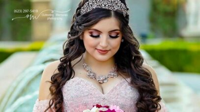 Stunning quinceanera hairstyles