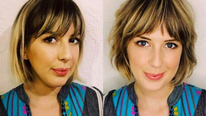 trendy razor cut hair ideas