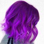 The best violet hair colors