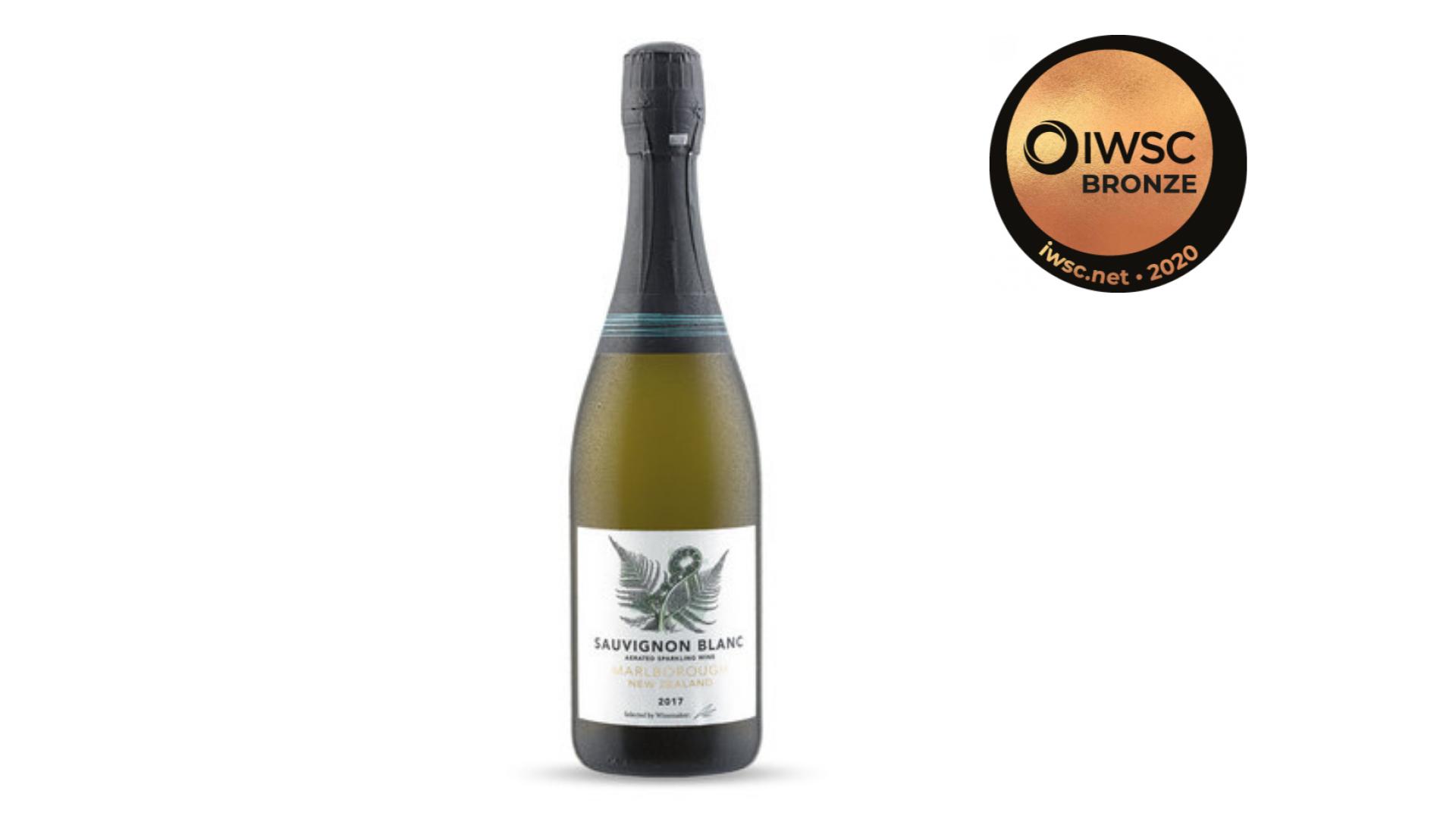 vin mousseux sauvignon blanc de Lidl