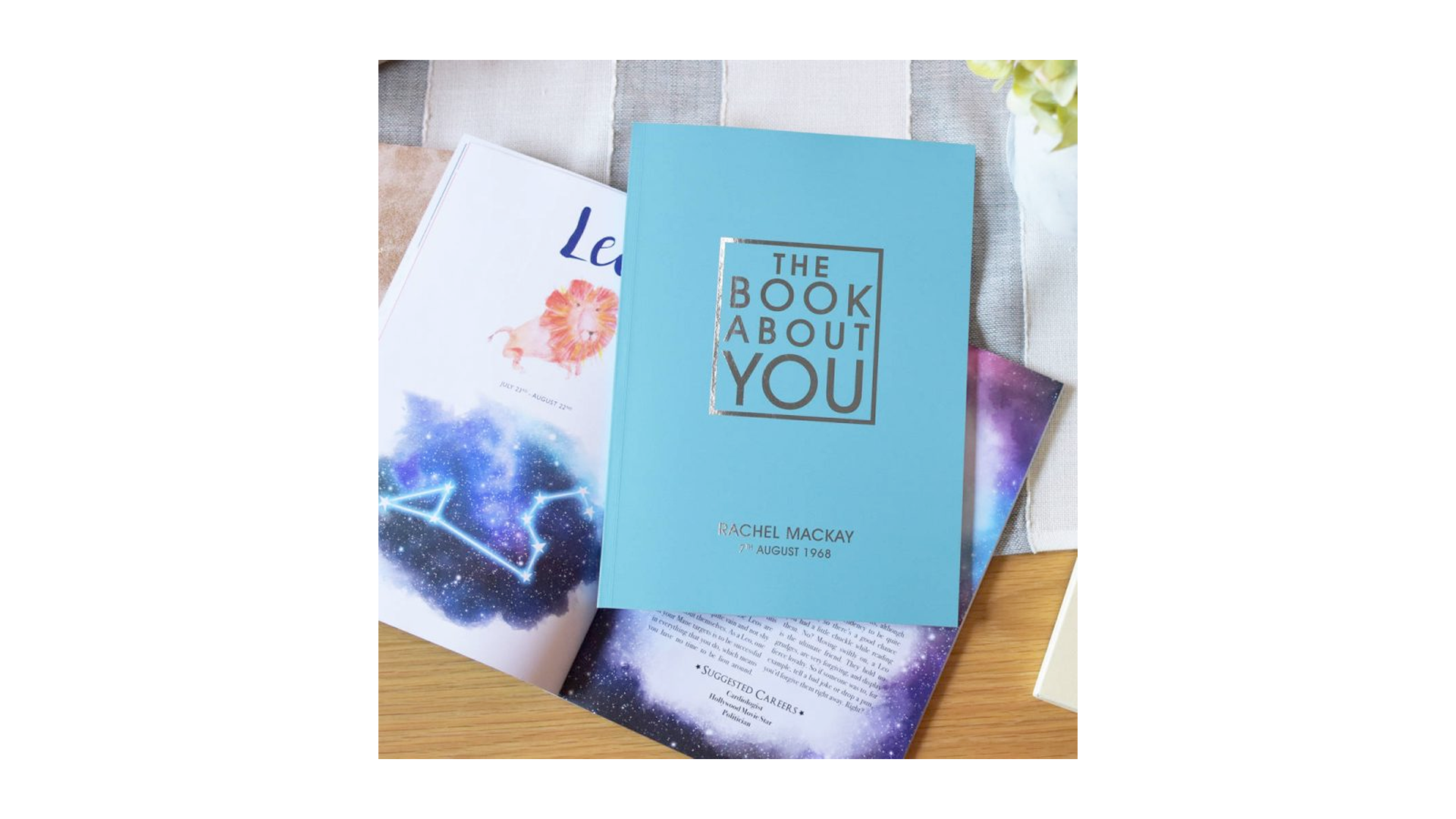 Le livre sur vous